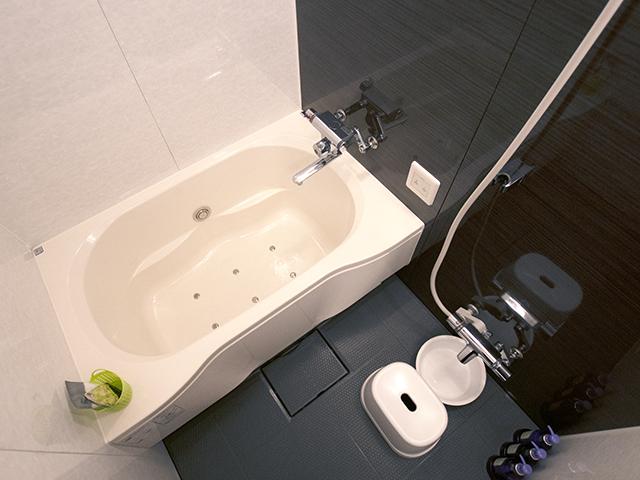 TOPグレードAタイプ 502 バスルーム