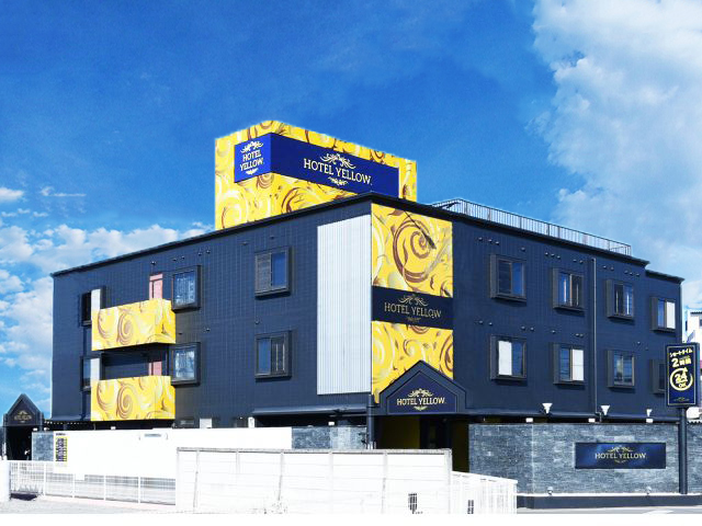 HOTEL YELLOW.