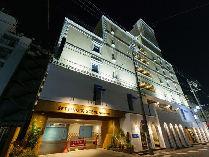 ホテル ザ・シーン瓦町店(旧ホテル ソフィア)
