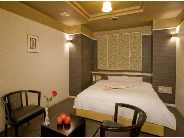 部屋タイプ3 シンプルなゲストルーム