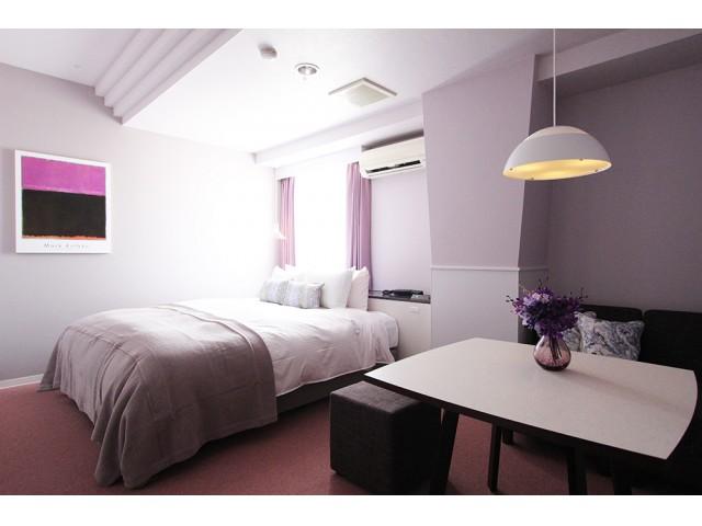 603号室/402号室 女性に人気の402号室