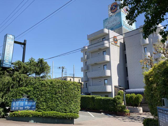 ホテル フォンターナ