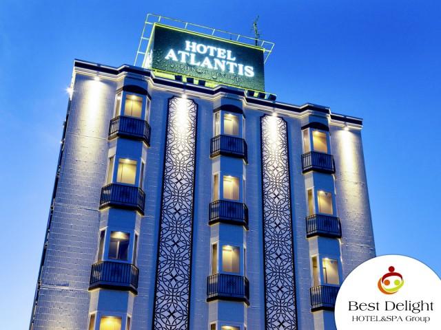 HOTEL ATLANTIS 豊中店 * BestDelightグループ *