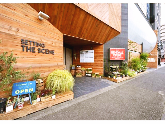 HOTEL The SCENE ( ホテル ザ シーン )