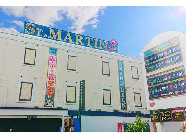 ホテル セントマーチン 2nd 埼玉本庄店【プラザアンジェログループ】