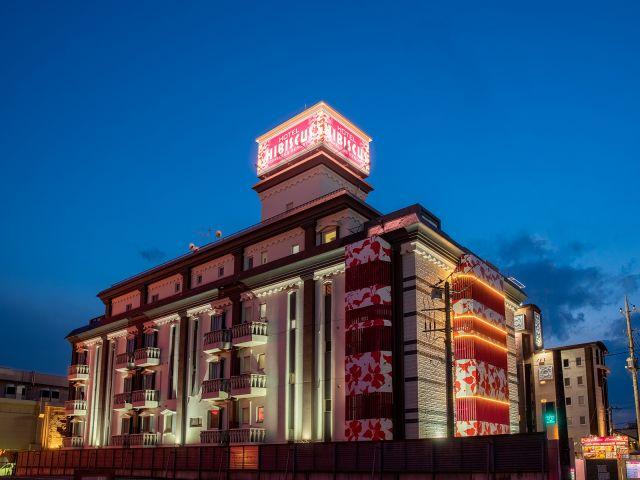 HOTEL HIBISCUS川越(ホテル ハイビスカス)