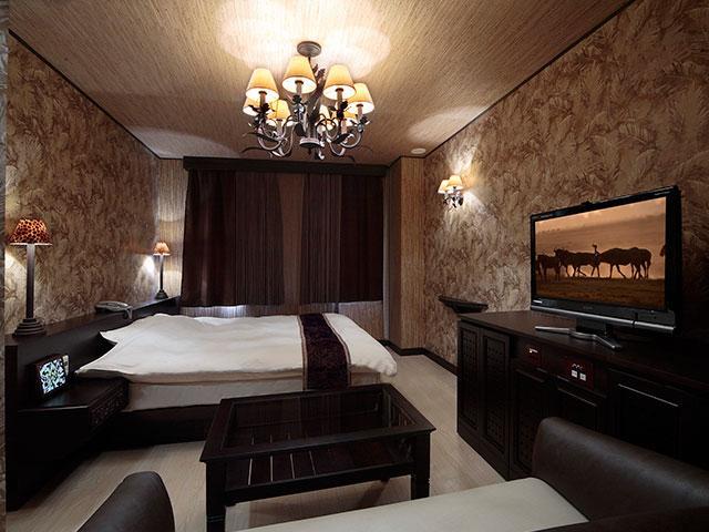 ホテル ジャングル