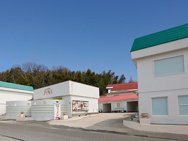 ホテル ファイン鳥取大山