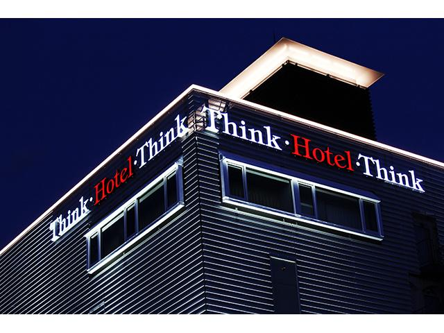 Think・Hotel・Think ( シンク ホテル シンク )