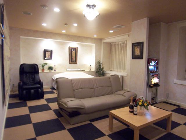 206号室 マッサージチェアを備えた豪華なルーム
