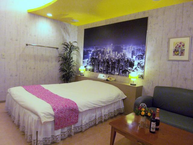 211号室 / 世界遺産富士山 色彩豊かなデザイナーズルーム