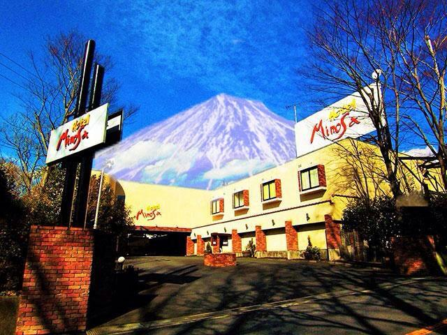 HOTEL MIMOSA (ホテル ミモザ)