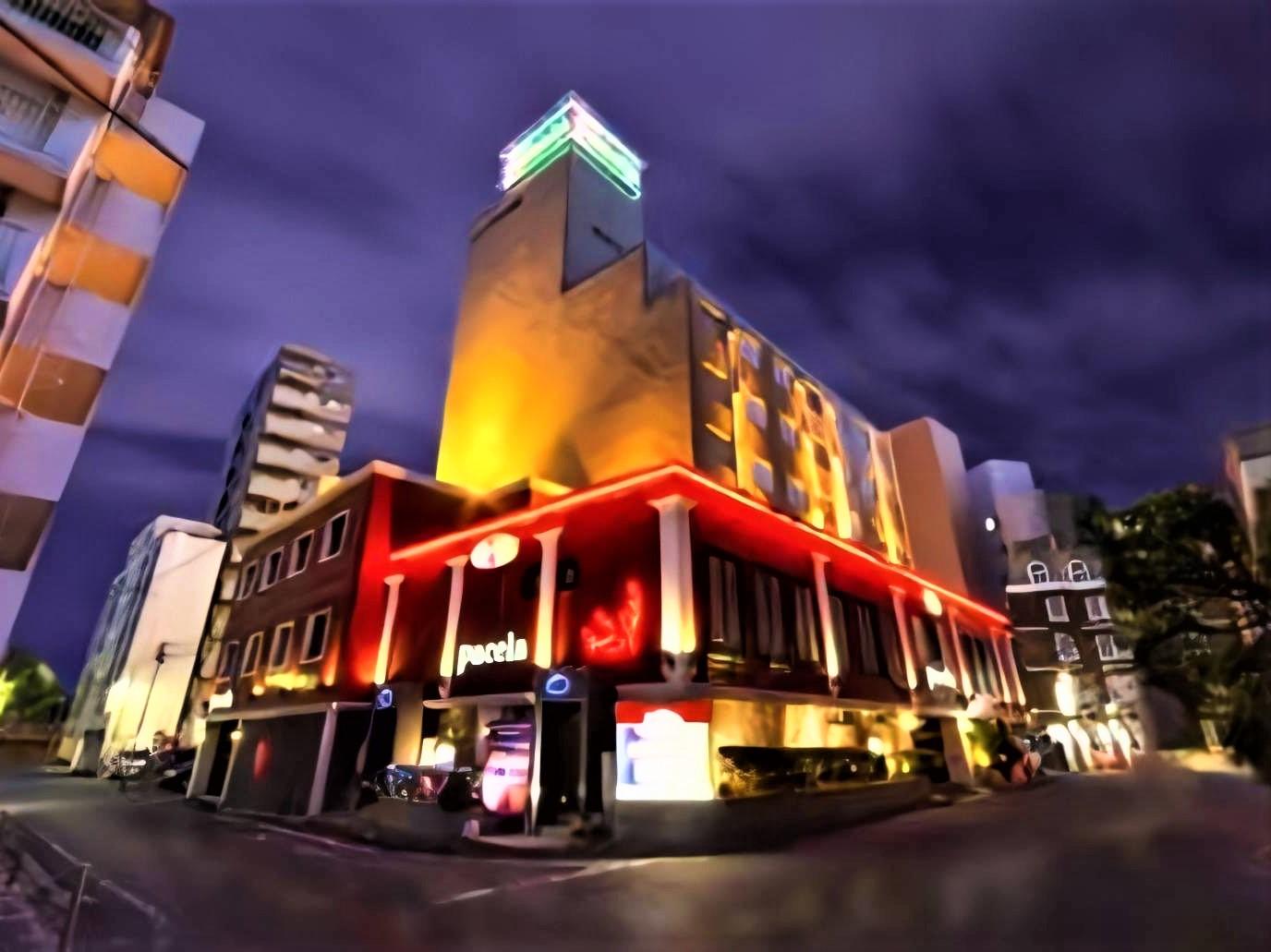 ホテル 熊本パセーラ【HAYAMA HOTELS】