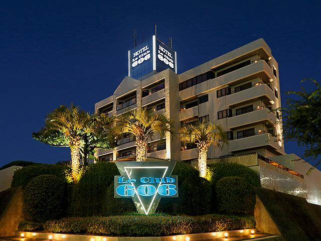 Hotel Le Club 606(ホテル ルクラブ ロクマルロク)