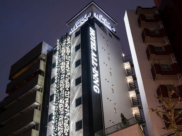 HOTEL ALL-INN G (ホテル オールインジー)
