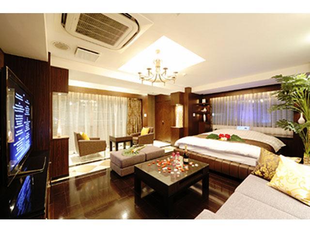 802号室(Aタイプ / 本館) エリア最高ランクの豪華なVIPルーム