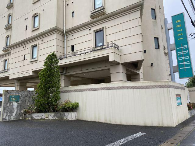 HOTEL  TREVI(トレビ)