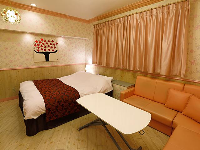 ホテル ラブリー岩国玖珂店