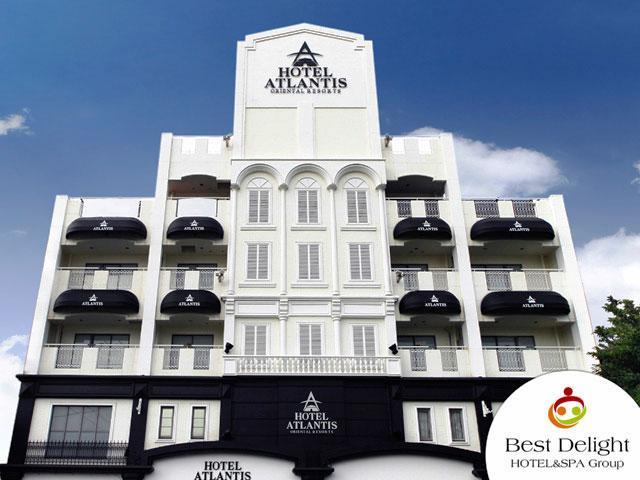HOTEL ATLANTIS 大津店 * BestDelightグループ *