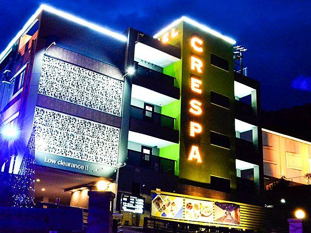 ホテル クレスパ