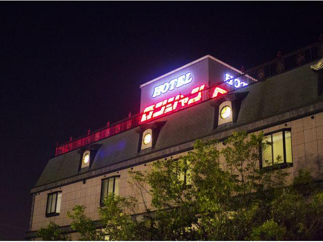 ホテル   ロンシャン