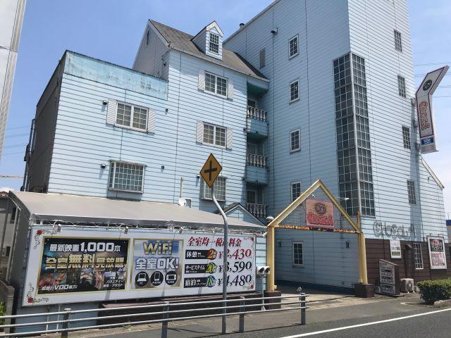 ホテル チョコレ岡山東
