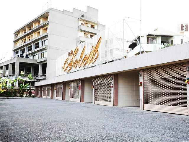 ホテル ソレイユ