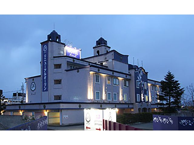HOTEL AtoZ 塩尻北