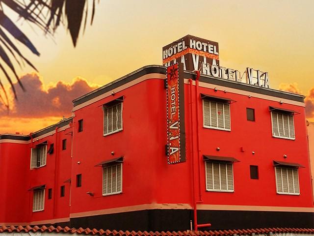 HOTEL V・I・A ( ホテル ヴィア )