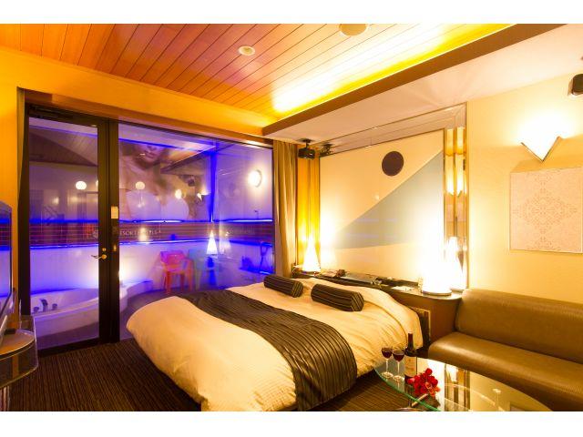207/207露天風呂 リゾート感溢れる贅沢空間