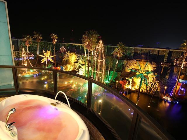 HOTEL SKY PARADISE RAKUEN(ホテル スカイ パラダイス ラクエン)