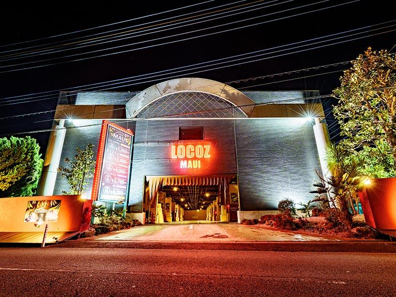 HOTEL LOCOZ MAUI 本庄