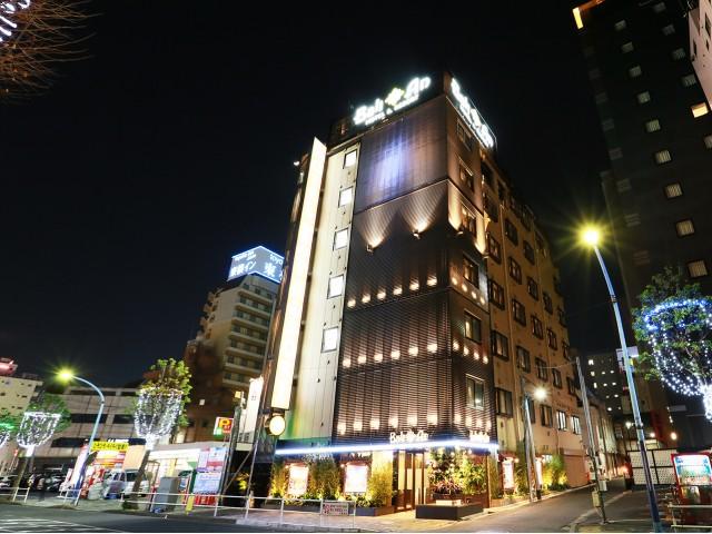 ホテル バリアンリゾート東新宿店
