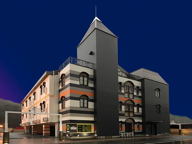 HOTEL HULA MOONⅠ・Ⅱ(ホテル フラムーン ワン・ツゥ)
