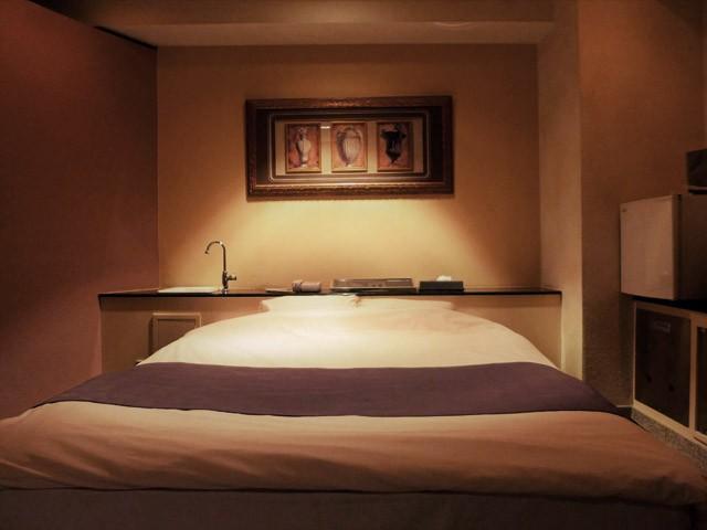 502 綺麗なベッドルーム