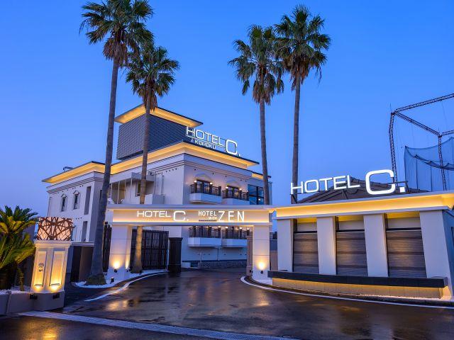 ホテル アメリカン 港北店