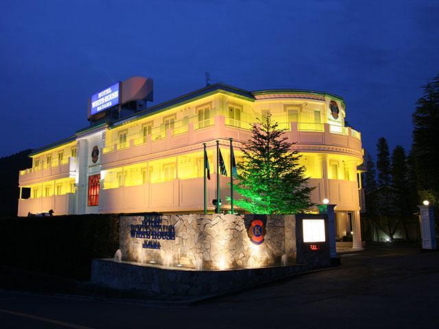 ホテル ホワイトハウス 葉山