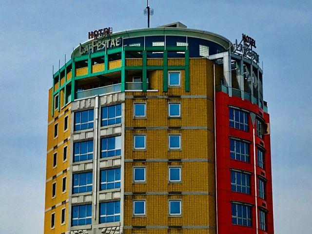 リゾートタワーホテル ラフェスタ 横田