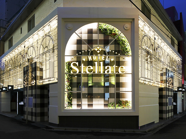 HOTEL  STELLATE (ホテル ステラート)
