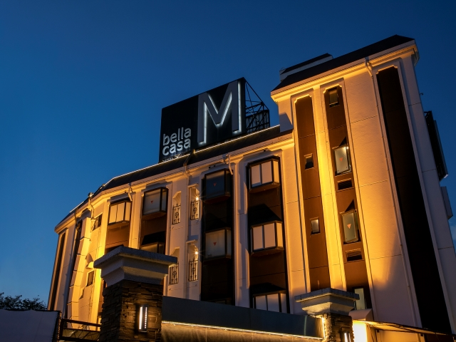 HOTEL bella casa M(ホテル ベラカーサ エム)