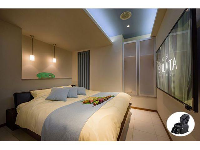 スラタロイヤルルーム 広々とした最上級の癒しのリゾート空間