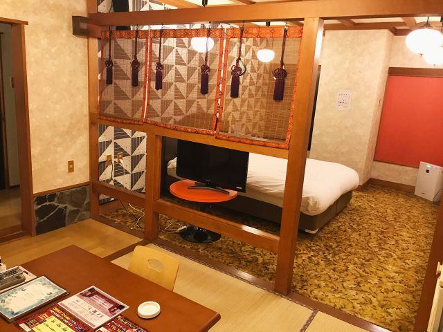 ホテル  ファンタジー