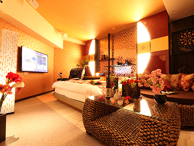 HOTEL GRASSINO URBAN RESORT 立川店