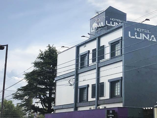 ホテル ルナ