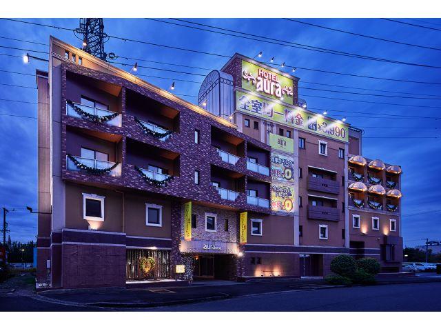 HOTEL aura orto(ホテル アウラオルト)外観
