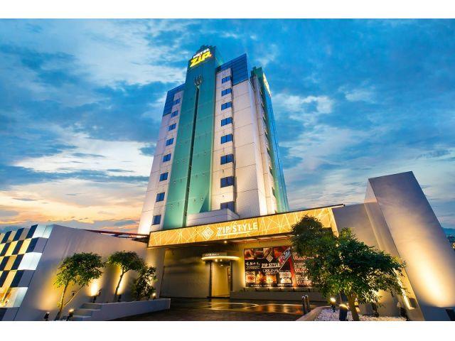 HOTEL ZIP STYLE【HAYAMA HOTELS】外観