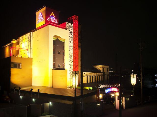 HOTEL ATTEZZA
