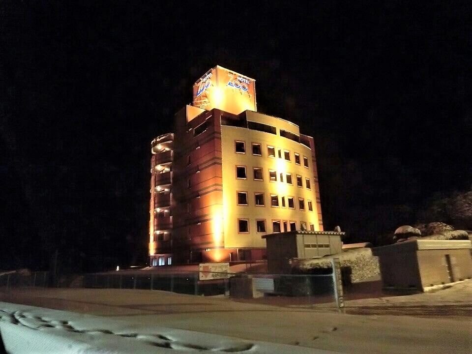 ホテル ZOO