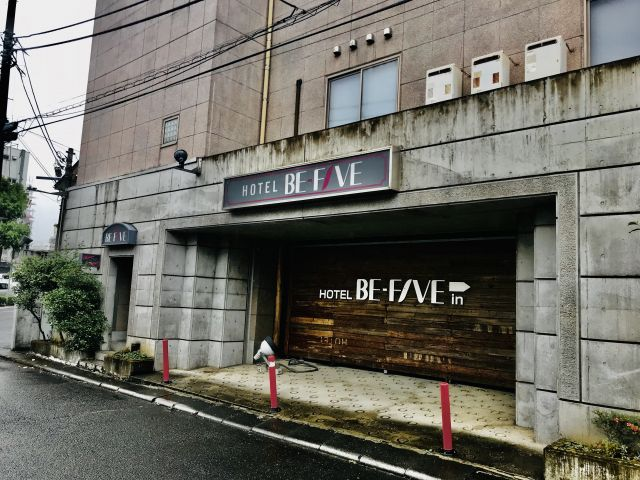 HOTEL BE-FIVE