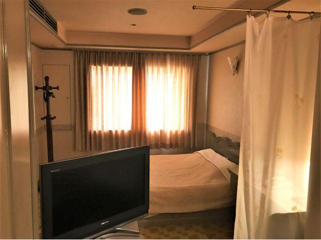 10号室 ベッドルーム